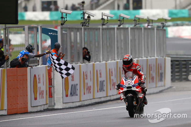 Sepang: contigo empezó todo… para Ducati