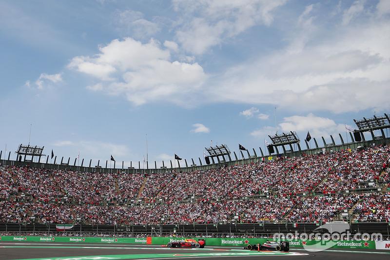 19/21: Grand Prix van Mexico: P2