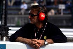 Лука ди Монтедземоло, Ferrari