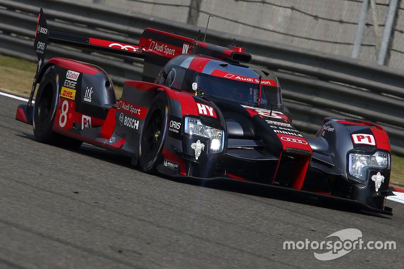 1. #8 Audi Sport Team Joest Audi R18: Лукас ді Грассі, Лоік Дюваль, Олівер Джарвіс