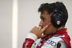 #8 Audi Sport Team Joest Audi R18: Loic Duval