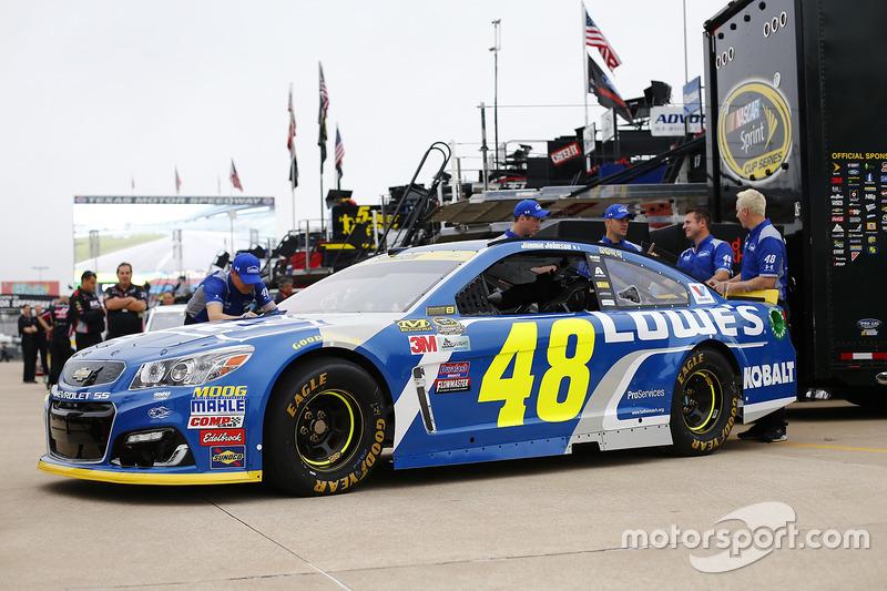 # 5: Джиммі Джонсон (NASCAR)
