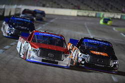 Timothy Peters, Red Horse Racing, Toyota; Christopher Bell, Kyle Busch Motorsports, Toyota