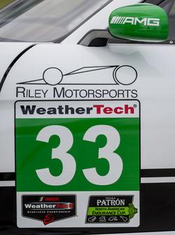 #33 Riley Motorsports Mercedes AMG GT3
