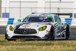 #50 Riley Motorsports, Mercedes AMG GT3: Gunnar Jeannette
