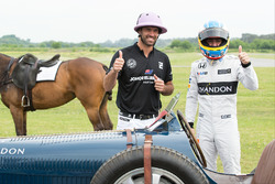 Fernando Alonso, Facundo Pieres