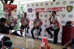 Jong Ambon road to F4 2017