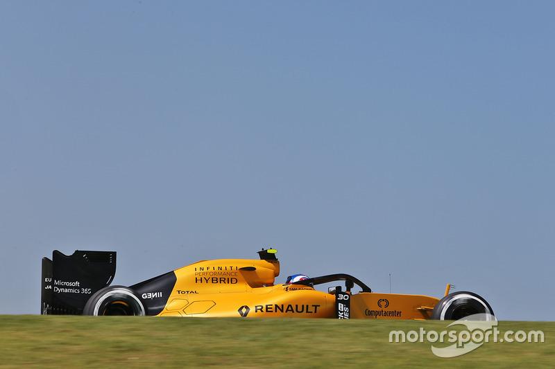 Halolu Jolyon Palmer, Renault Sport F1 Team RS16