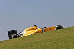Сергей Сироткин, тест-пилот Renault Sport F1 RS16
