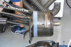 Detail, Williams FW38