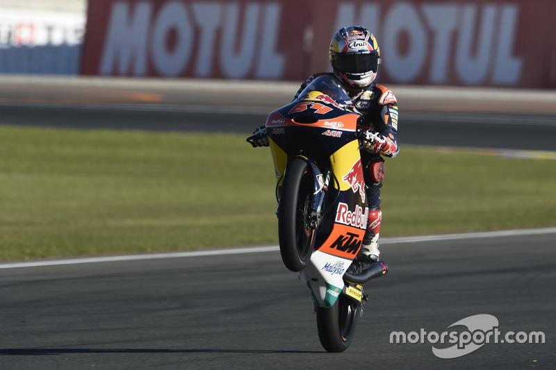 Wat was de hoogste finish van Bo Bendsneyder dit seizoen in de Moto3?