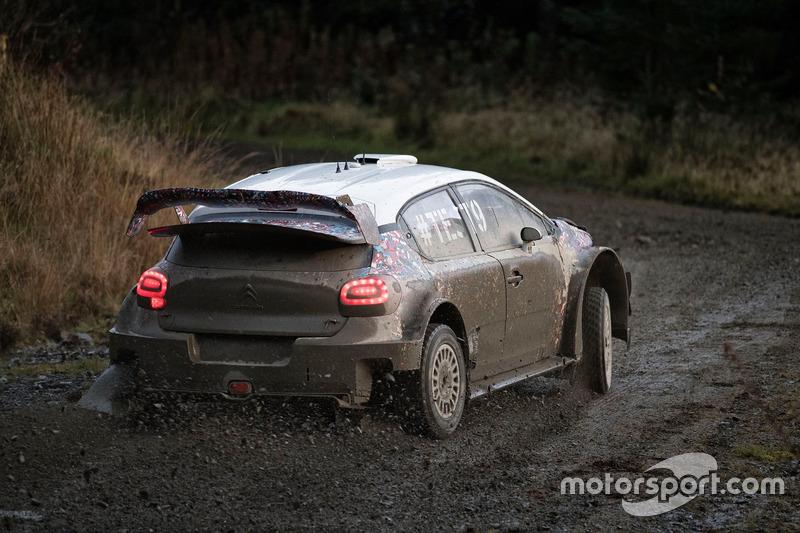 Kris Meeke, Paul Nagle, Citroen C3 WRC Plus 2017, Citroën World Rally Team
