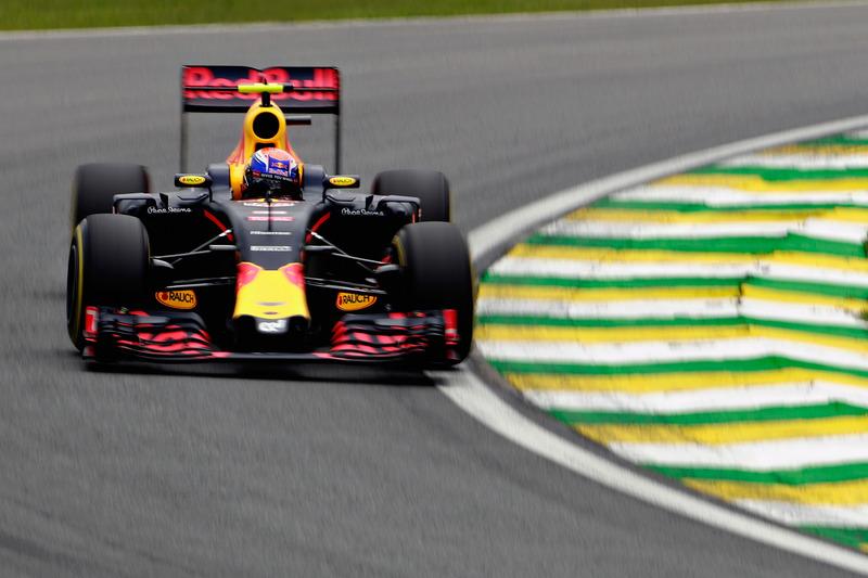 Max Verstappen, Red Bull Racing, 1.11.485
