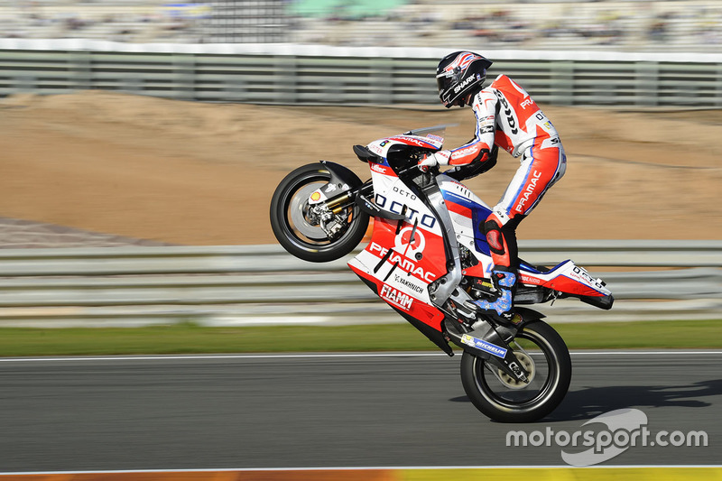 14: Скотт Реддінг, Octo Pramac Racing