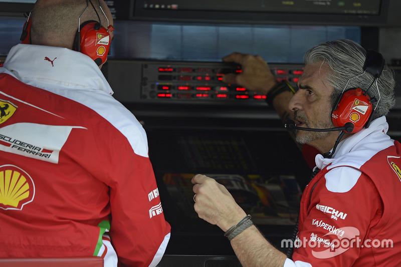 Керівник стайні Ferrari Мауріціо Аррівабене