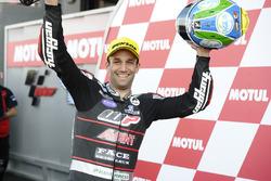 Le vainqueur Johann Zarco, Ajo Motorsport