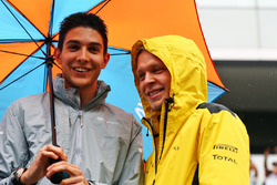 Esteban Ocon, Manor Racing con Kevin Magnussen, Renault Sport F1 Team