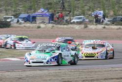 Santiago Mangoni, Laboritto Jrs Torino, Sergio Alaux, Coiro Dole Racing Chevrolet, Diego De Carlo, JC Competicion Chevrolet