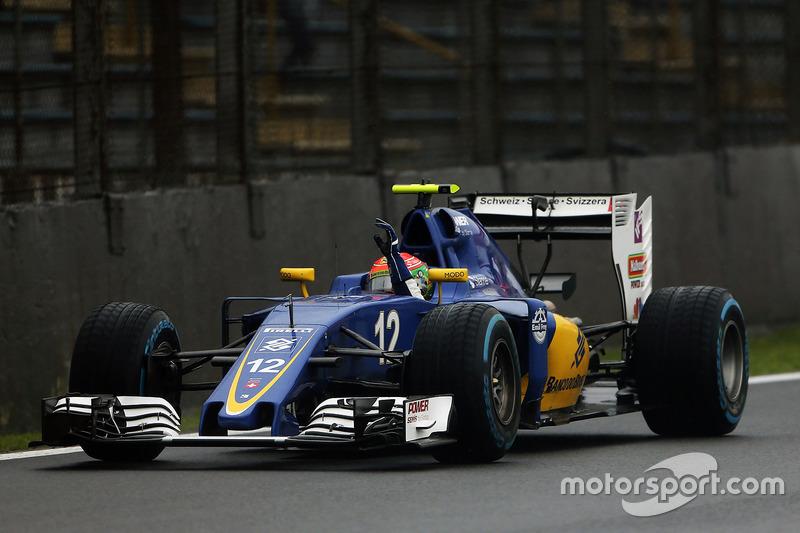 Premiers points pour Sauber