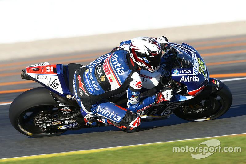 Loris Baz, Avintia Racing