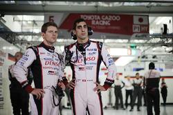 Anthony Davidson, Sébastien Buemi, Toyota Racing