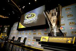 El trofeo NASCAR Sprint Cup