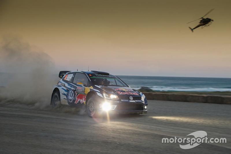 Андреас Міккельсен, Андерс Егер, Volkswagen Polo WRC, Volkswagen Motorsport