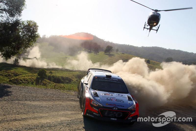 Тьєррі Ньовілль, Ніколя Жільсуль, Hyundai i20 WRC, Hyundai Motorsport