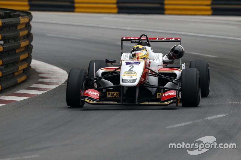 Ausgefallen: Maximilian Günther, SJM Theodore Racing by Prema, Dallara Mercedes