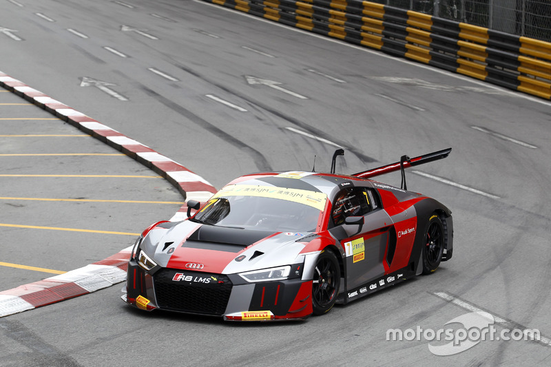 13. Edoardo Mortara, Audi Sport Team WRT Audi R8 LMS