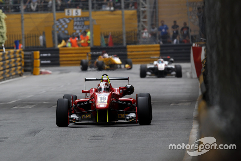 14. Tadasuke Makino, Toda Racing, Dallara Toda