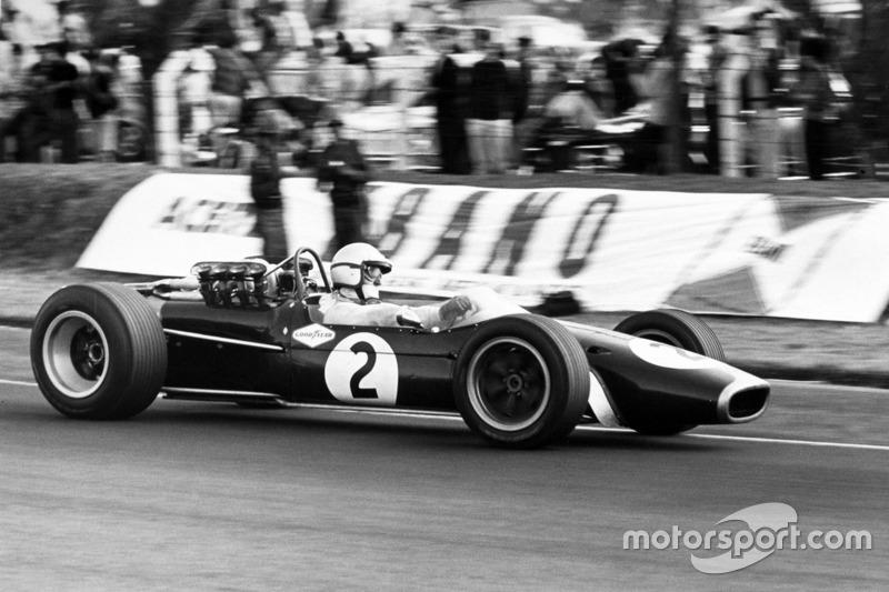 1967: Denis Hulme (Brabham)