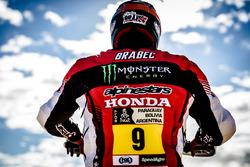 Honda Team motosiklet tanıtımı