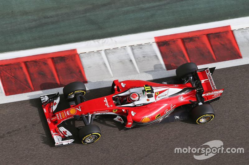 Ferrari SF16-H (2016)