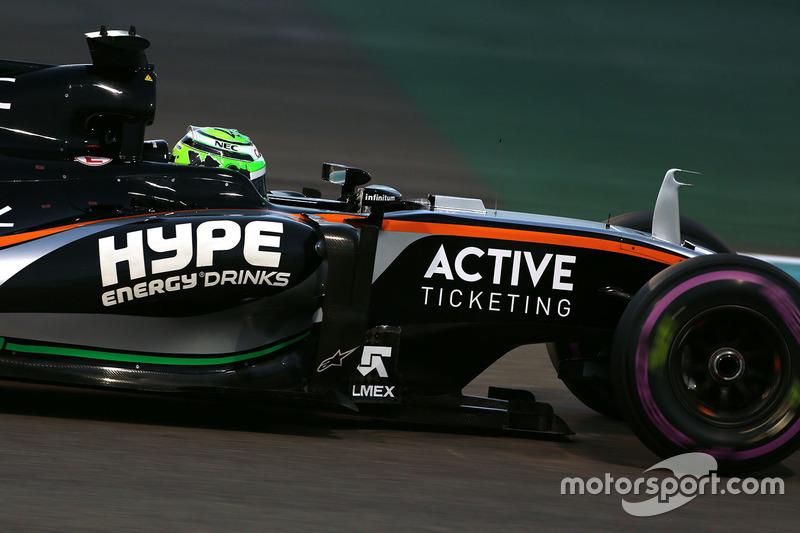7: Nico Hulkenberg, Sahara Force India F1 VJM09