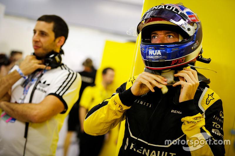 15º Jolyon Palmer, Renault Sport F1 Team
