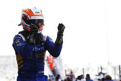 Ganador de la carrrera Alex Lynn, DAMS