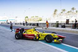 Ноябрьские тесты в Абу-Даби