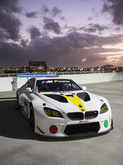Art Car: BMW M6 GTLM im Design von John Baldessari