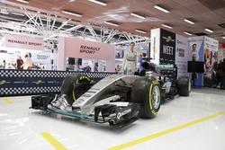 Mercedes W07 Hybrid von Nico Rosberg, Mercedes AMG F1