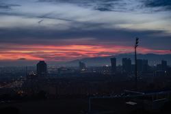Skyline von Barcelona