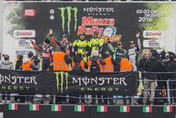 Podyum: 1. Valentino Rossi, Carlo Cassina, 2. Daniel Sordo, Marc Marti, 3. Marco Bonanomi, Luigi Pirollo