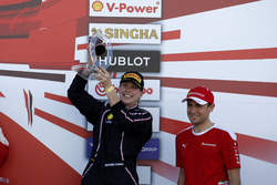 Podium: Corinna Gostner, Ineco - MP Racing