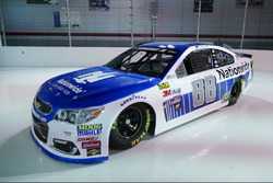 Dale Earnhardt Jr., Hendrick Motorsports Chevrolet nuevo patrocinio Nationwide