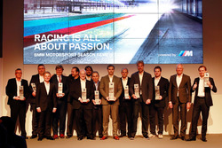BMW Sports Trophy Team Competition, Top 10.