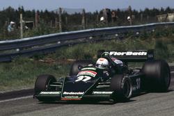 Arturo Merzario, Merzario A1 Ford