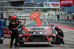 #65 Viper Niza Racing, Seat Leon TC, Douglas Khoo, Naoto Takeda, Takuya Shirasaka, Ate Dirk De Jong