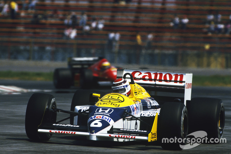 #23: Williams FW11 (1986)