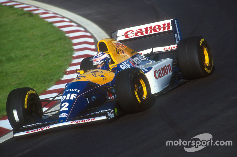 #17: Williams FW15C (1993)