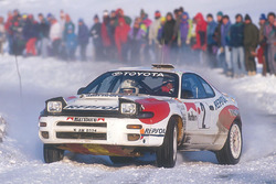 Карлос Сайнс и Луис Мойя, Toyota Celica Turbo 4WD